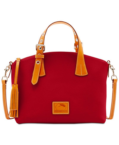 Dooney & Bourke Patterson Trina Small Satchel - Handbags ...