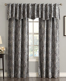 Sun Zero Mayfield Floral Blackout Rod Pocket Window Treatment Collection