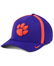 Nike Clemson Tigers Aerobill Sideline Coaches Cap