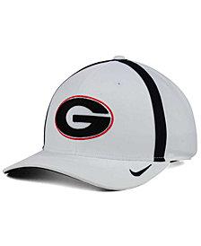 Nike Georgia Bulldogs Aerobill Sideline Coaches Cap