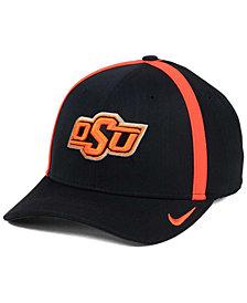 Nike Oklahoma State Cowboys Aerobill Sideline Coaches Cap