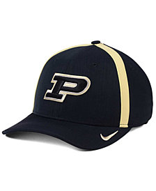 Nike Purdue Boilermakers Aerobill Sideline Coaches Cap