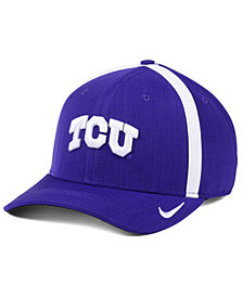 Nike TCU Horned Frogs Aerobill Sideline Coaches Cap