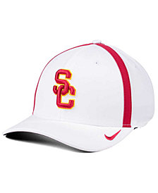 Nike USC Trojans Aerobill Sideline Coaches Cap