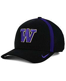 Nike Washington Huskies Aerobill Sideline Coaches Cap