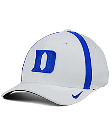 Nike Duke Blue Devils Aerobill Classic Sideline Swoosh Flex Cap