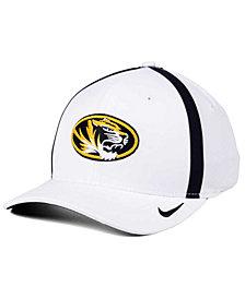Nike Missouri Tigers Aerobill Classic Sideline Swoosh Flex Cap