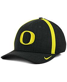 Nike Oregon Ducks Aerobill Classic Sideline Swoosh Flex Cap