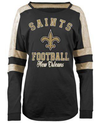 new orleans saints women's t shirts