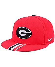 Nike Georgia Bulldogs Sideline True Snapback Cap