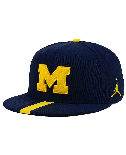 8749e621c5f Nike Michigan Wolverines Sideline True Snapback Cap   Reviews ...