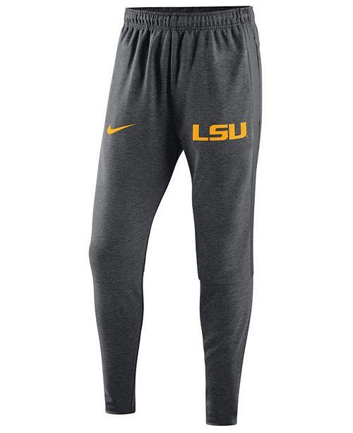 finest selection 7e15b b8387 Nike Men's LSU Tigers Travel Pants & Reviews - Sports Fan ...