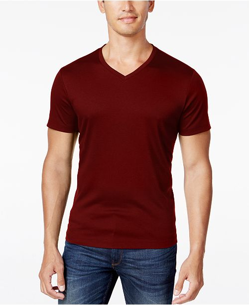 214102786 Alfani Men s Soft Touch Stretch T-Shirt