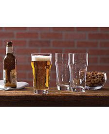 Closeout! Lenox Tuscany Craft Beer Pint Glasses, Set of 4