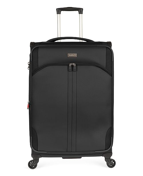 """Antler Aire DLX 27"""" Softside Expandable Spinner Suitcase"""