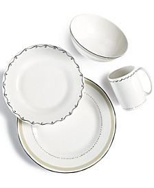Dinnerware, Union Square Taupe Collection