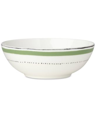 kate spade new york Union Square Green Soup/Cereal Bowl  sc 1 st  Macy\u0027s & Green Square Plates - Macy\u0027s