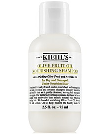 Olive Fruit Oil Nourishing Shampoo, 2.5-oz.