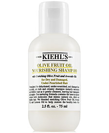 Kiehl's Since 1851 Olive Fruit Oil Nourishing Shampoo, 2.5-oz.