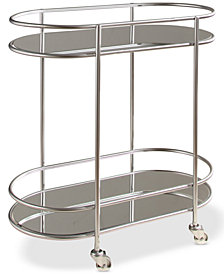 Cliver Bar Cart, Quick Ship