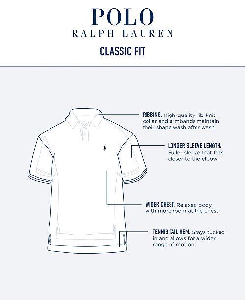 Men S Clic Fit Sportsman Polo Shirt