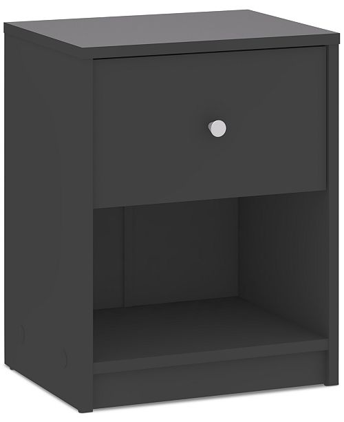Furniture Dalen Nightstand, Quick Ship