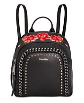 Calvin Klein Samira Pebble Small Backpack