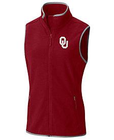 Columbia Women's Oklahoma Sooners Fuller Ridge Fleece Vest