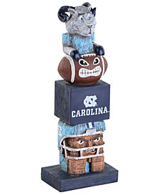 Evergreen Enterprises North Carolina Tar Heels Tiki Totem
