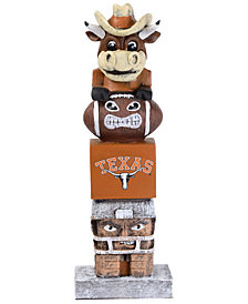Evergreen Enterprises Texas Longhorns Tiki Totem