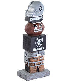 Evergreen Enterprises Oakland Raiders Tiki Totem