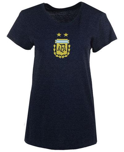 adidas Women's Argentina National Team Crest T-Shirt