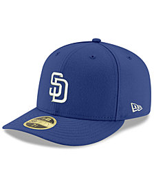 New Era San Diego Padres Low Profile C-DUB 59FIFTY Fitted Cap