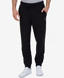 Nautica Men's Classic-Fit Jogger Pants