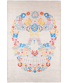 "Novogratz by Momeni District DIS01 5'0"" x 7'6"" Area Rug"