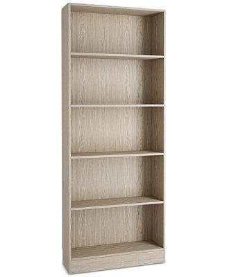 macys bookcase