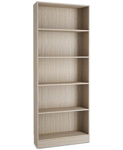 Berkley 5-Shelf Bookcase, Quick Ship