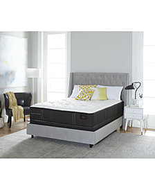 "Stearns & Foster Lux Estate Everwood 14"" Luxury Firm Mattress Set- King"