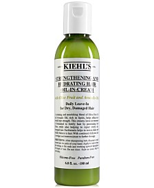 Kiehl's Since 1851 Strengthening & Hydrating Hair Oil-In-Cream, 6-oz.