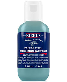 Kiehl's Since 1851 Facial Fuel Energizing Face Wash, 2.5-oz.
