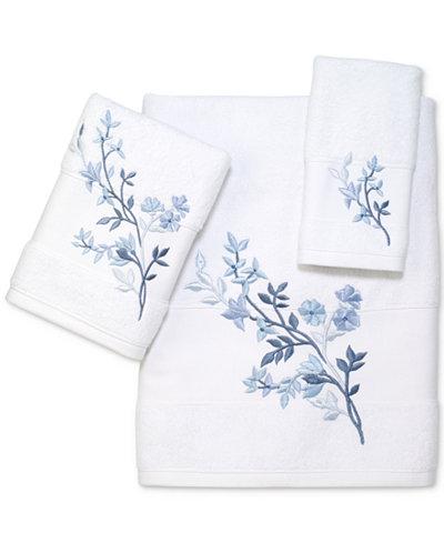 Avanti Bancroft Bath Towel Collection