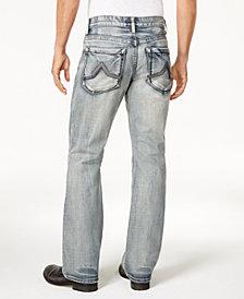 I.N.C. Men's Modern Bootcut Jeans, Created for Macy's