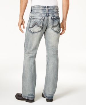 I.n.c. Men's Gale Modern Bootcut Jeans, Created for Macy's 1744699