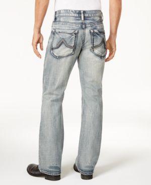 I.n.c. Men's Modern Bootcut Jeans, Created for Macy's 6266971