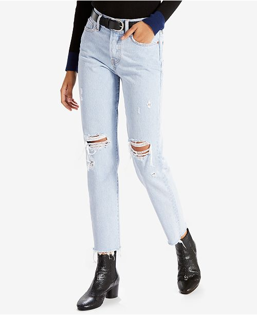 9893dad7ee8 Levi s Wedgie Fit Jeans   Reviews - Jeans - Women - Macy s