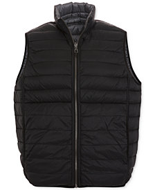 Hawke & Co. Outfitters Men's Reversible Packable Vest