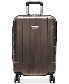 "CLOSEOUT! Pacifica 21"" Hardside Carry-On Spinner Suitcase, Created for Macy's"