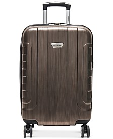 "CLOSEOUT! Ricardo Pacifica 21"" Hardside Carry-On Spinner Suitcase, Created for Macy's"