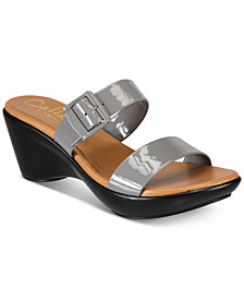 Callisto Daytrip Wedge Sandals, Created for Macy's