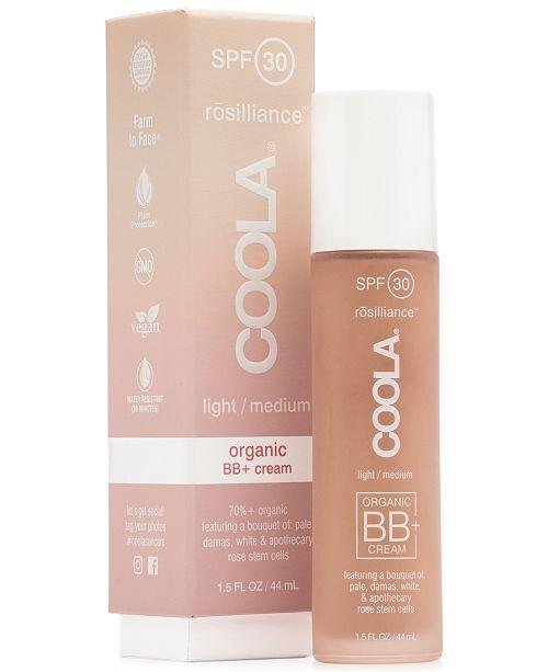 COOLA Rosilliance Organic BB+ Cream SPF 30, 1.5 fl. oz.